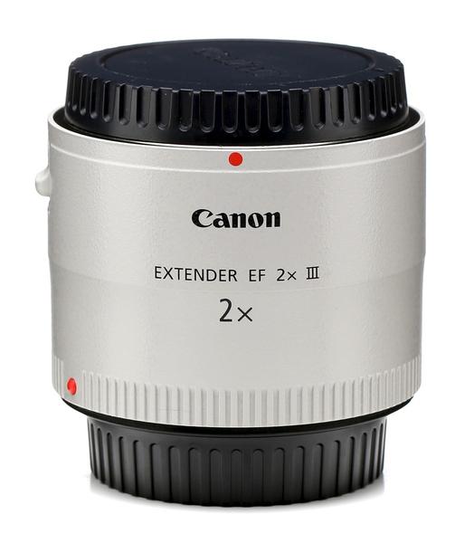 Canon 2x tc iii