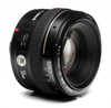 Canon 50mm f/1.4 (Stock)