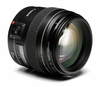Canon 85mm f/1.8 (Stock)