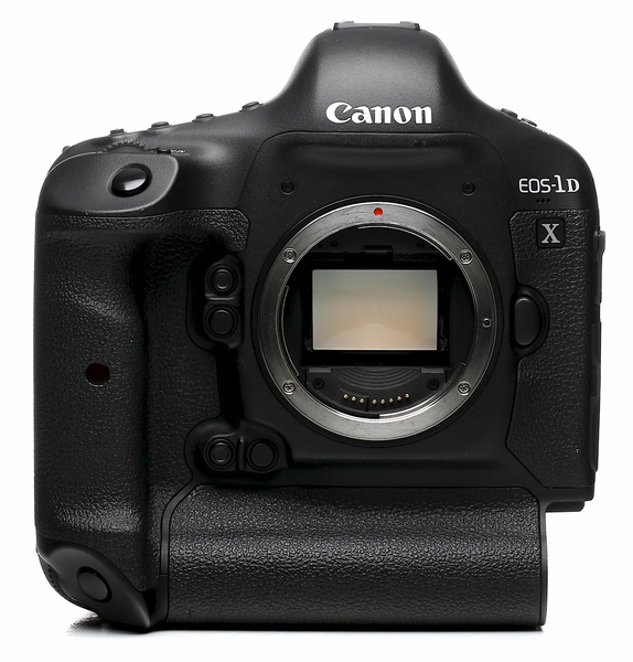 Canon eos 1dx camera