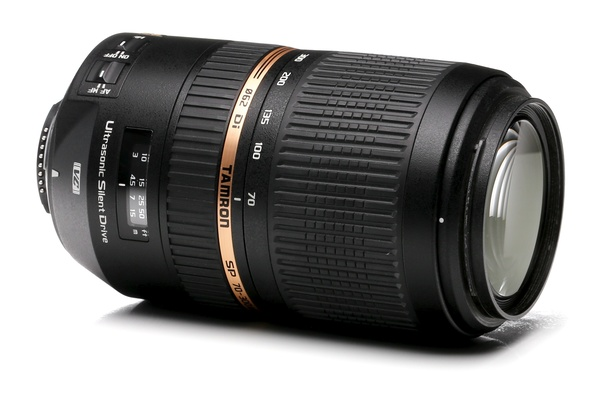 Tamron 70 300mm f 4 5.6 di vc for nikon