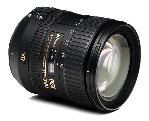 Nikon 16 85mm f 3.5 5.6g vr