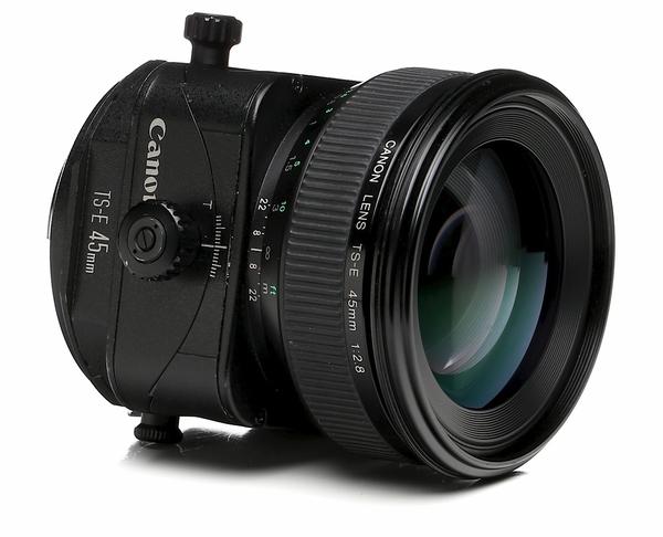 Canon ts e 45mm f 2.8