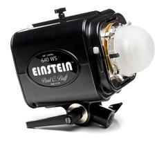 Einstein E640 Studio Flash Unit (Stock)