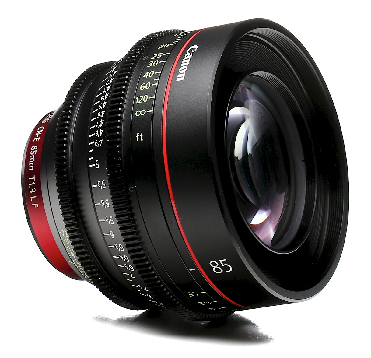 Canon Cn E 85mm T1 3 L F Cine Lens Lensauthority