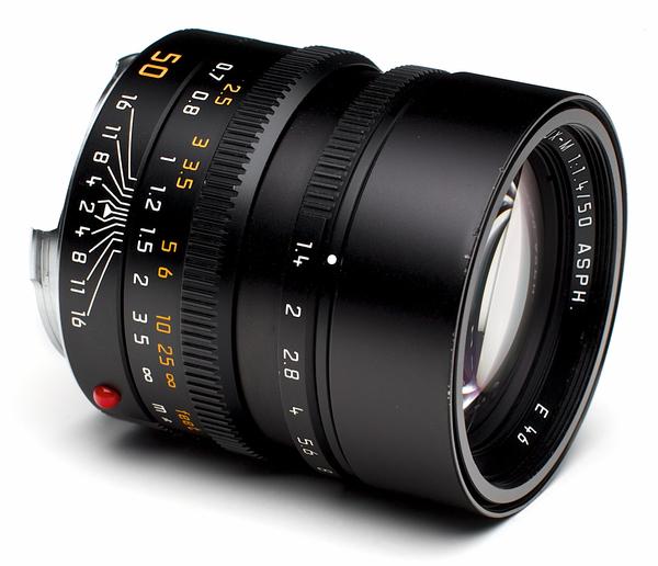 Leica 50mm f 1.4 summilux asph b