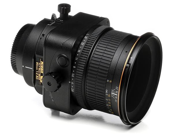 Nikon 85mm f 2.8d pc e