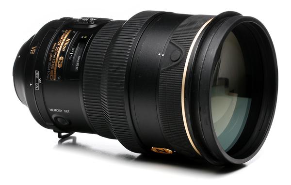 Nikon 200mm f 2g ed af s vr ii