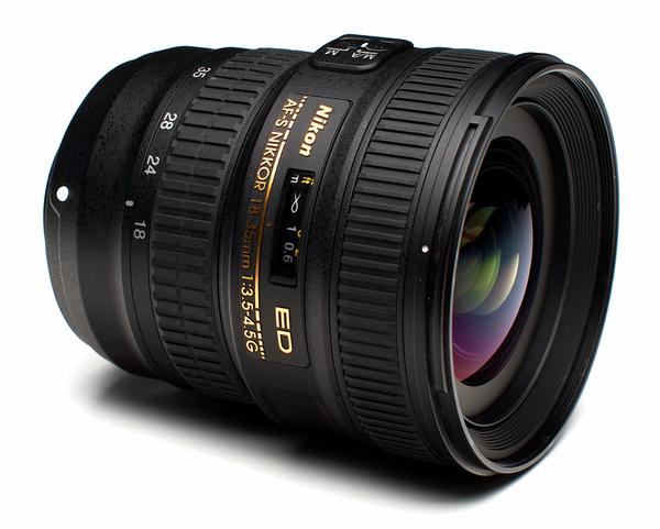 Nikon 18 35mm f 3.5 4.5g ed af s