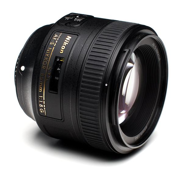 Nikon 85mm f 1.8g af s