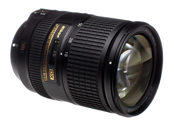 Nikon 18 300mm f 3.5 5.6g af s dx vr