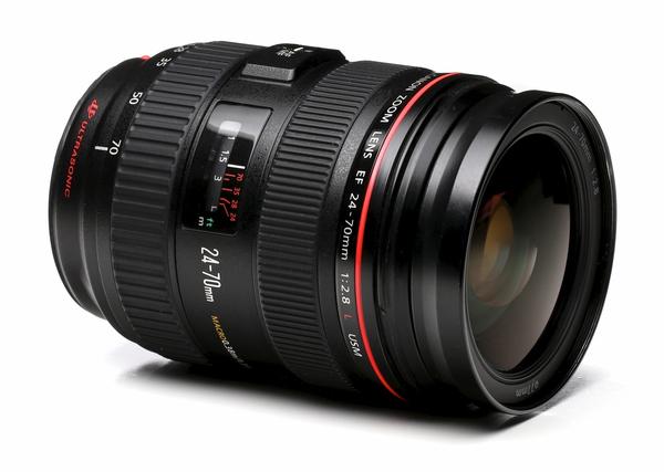 Canon 24 70mm f 2.8l