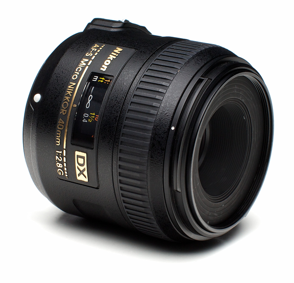 Nikon 40mm f 2.8 af s dx micro