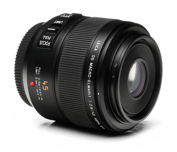 Panasonic leica 45mm f 2.8 %28for micro 4 3%29