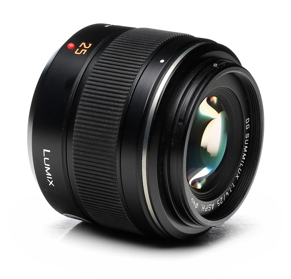 Panasonic leica 25mm f 1.4 %28for micro 4 3%29