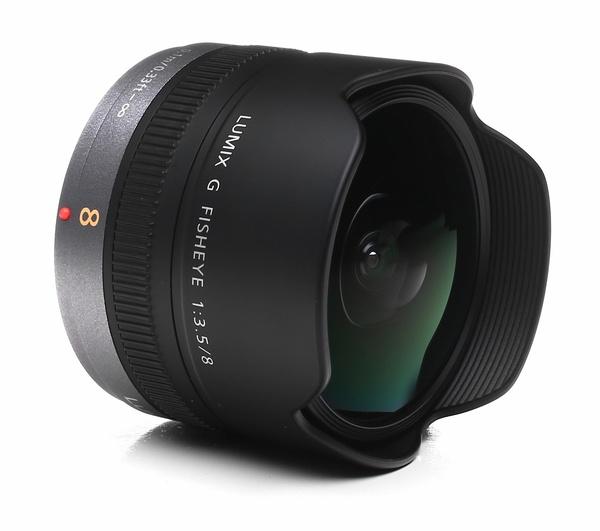 Panasonic 8mm f 3.5 fisheye (for micro 4 3)
