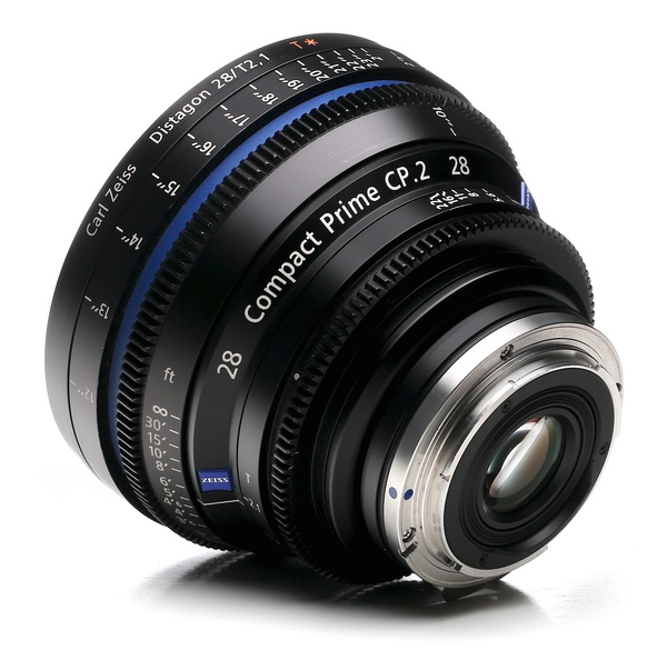 Zeiss cp.2 ef 28mm t2.1