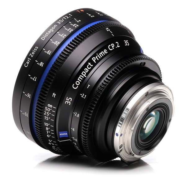 Zeiss cp.2 ef 35mm t2.1