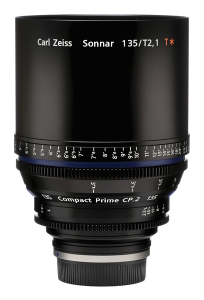 Zeiss cp.2 ef 135mm t2.1