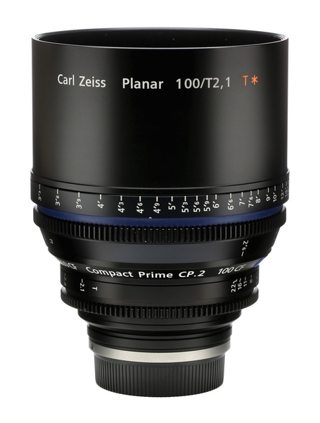 Zeiss cp.2 ef 100mm t2.1