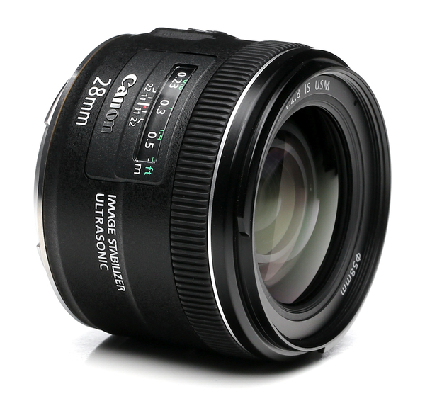 Canon 28mm f 2.8 is usm