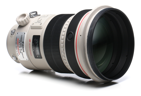 Canon 200mm f 2l is