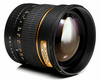 Rokinon 85mm f/1.4 ASPH (for Canon) (Stock)