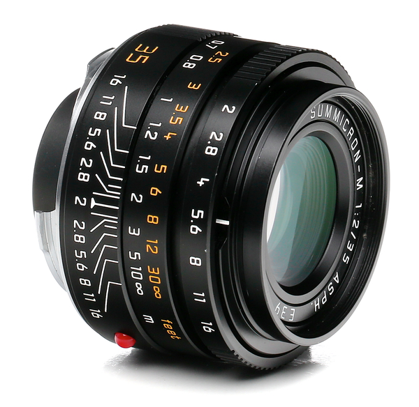 Leica 35mm f 2 summicron asph