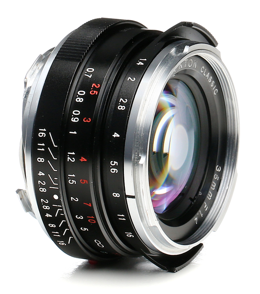 Voigtlander 35mm f 1.4 nokton %28for leica%29