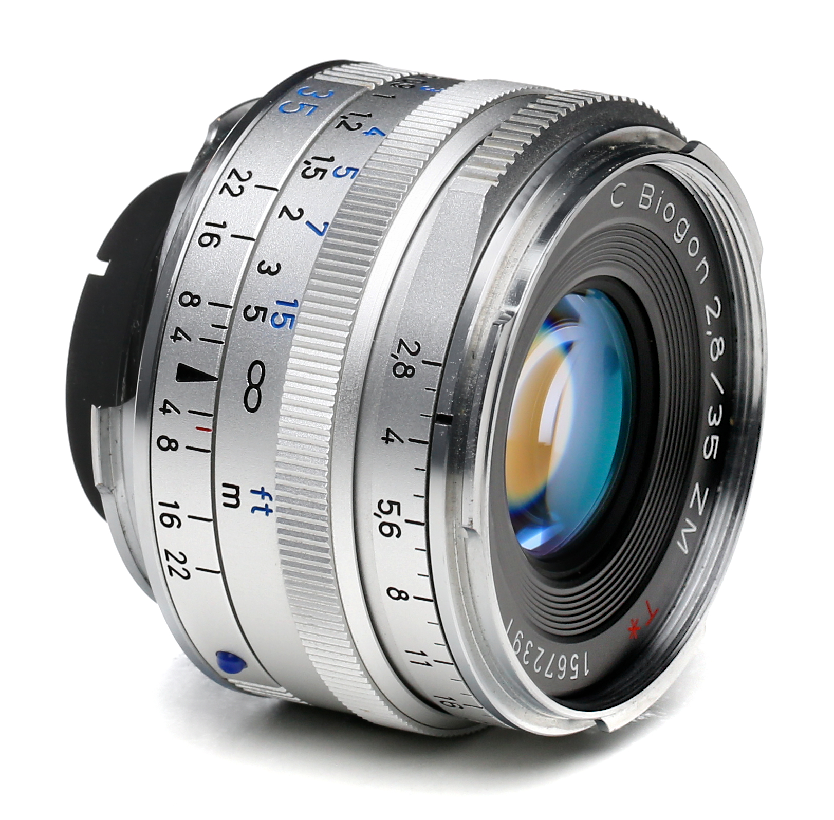 Zeiss ZM 35mm f/2 8 Biogon for Leica - LensAuthority