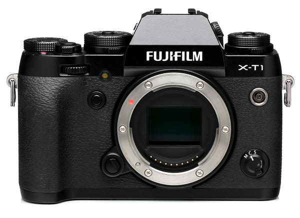 Fuji x t1 camera