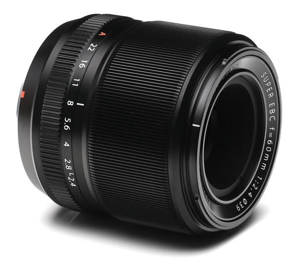 Fuji 60mm f 2.4 macro