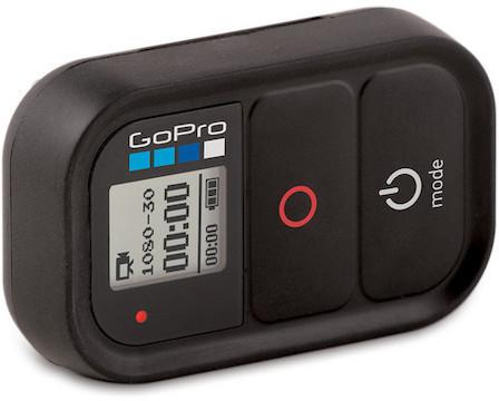 Gopro wi fi remote
