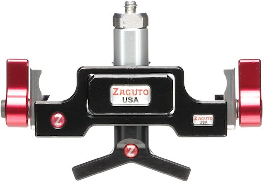 Zacuto lens support
