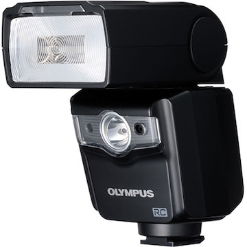 Olympus fl 600r flash