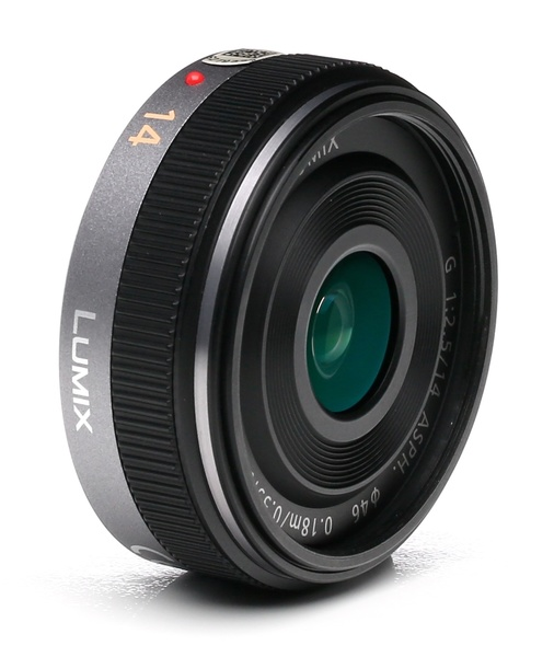 Panasonic 14mm f2.5 asph %28for micro 4 3%29