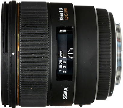 Sigma 85 1.4 %28for canon%29