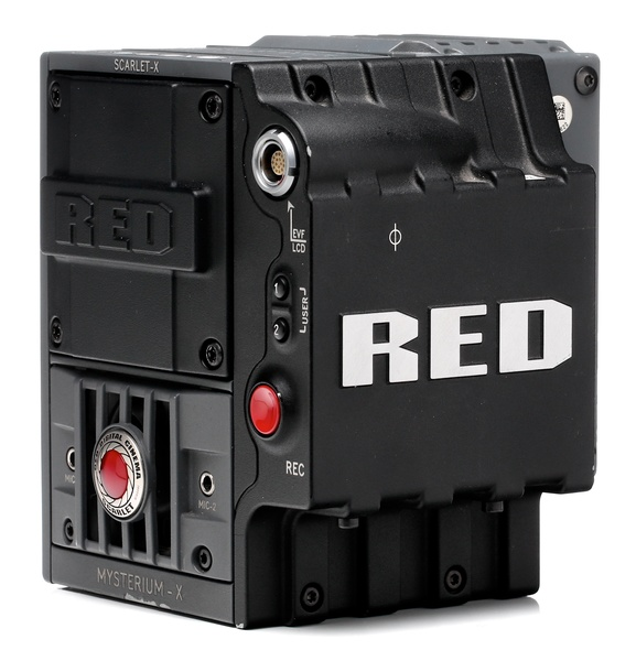 Red scarlet x brain %28with ssd module%29