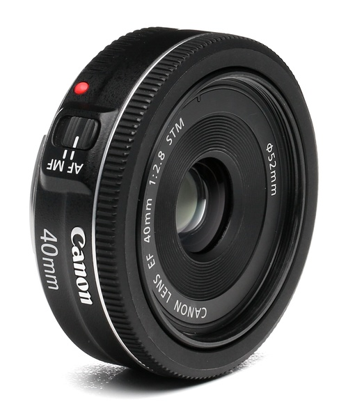 Canon 40mm f 2.8 stm