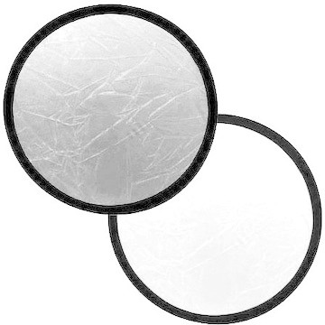 Impact 32%22 silver white reflector