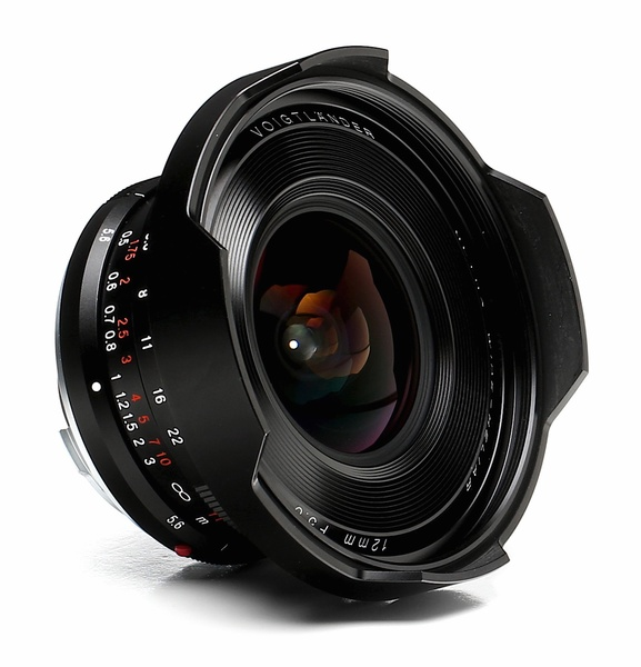 Voigtlander 12mm f 5.6 heliar with viewfinder %28for leica%29