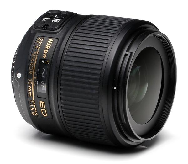 Nikon 35mm f 1.8g af s dx