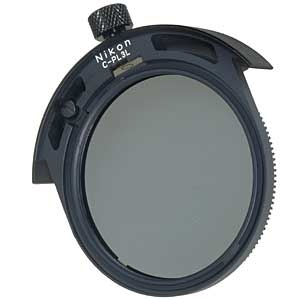 Nikon c pl3l drop in cp filter
