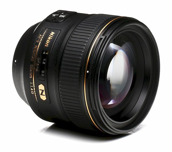 Nikon 85mm f 1.4g af s