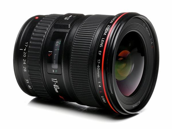 Canon 17 40mm f 4l