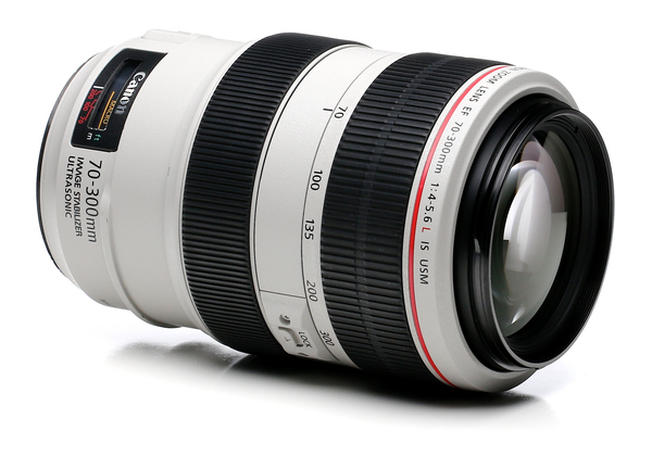 Canon 70 300mm f 4 5.6l is usm