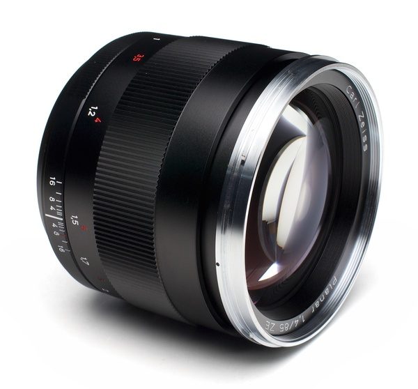 Zeiss ze 85mm f 1.4 for canon