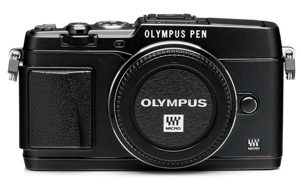 Olympus pen e p5 micro 4 3 camera %28black%29