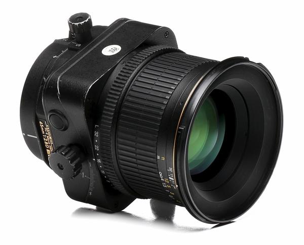 Nikon 45mm f 2.8d ed pc e