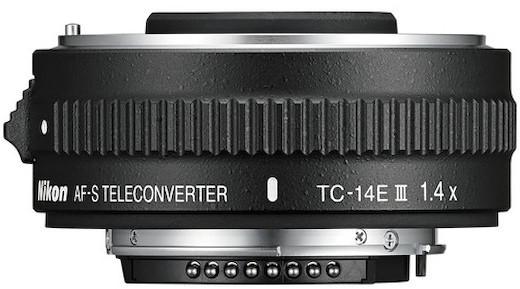 Nikon tc 14e iii 1.4x teleconverter